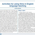 """importance of semiotics in a film film studies essay Metz and film semiotics: opening at a seminar at the british film institute centering on the work """"the perceived and the named,"""" studies in visual."""