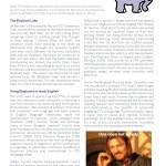 Elephants article