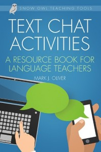 Text chat cover