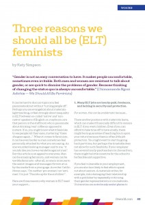 Elt sexual harassment